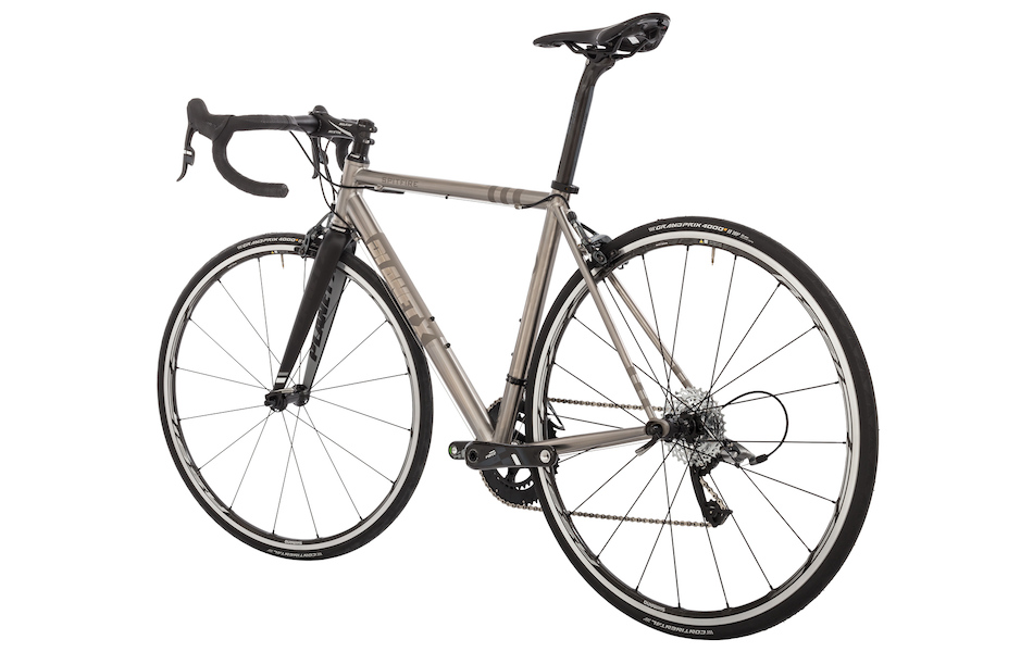 Planet X Spitfire Sram Force 11Titanium Road Bike