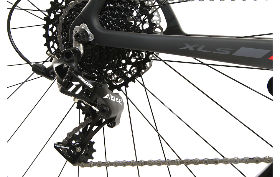 Planet X XLS SRAM Apex 1 Mechanical Disc Cyclocross Bike