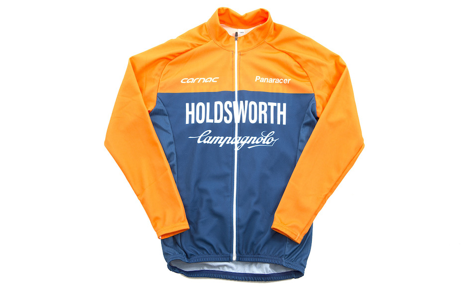 Holdsworth Pro Cycling Kids Long Sleeve Jersey