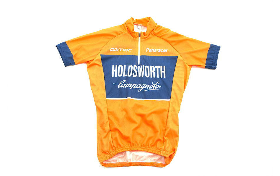 Holdsworth Pro Cycling Kids Short Sleeve Jersey