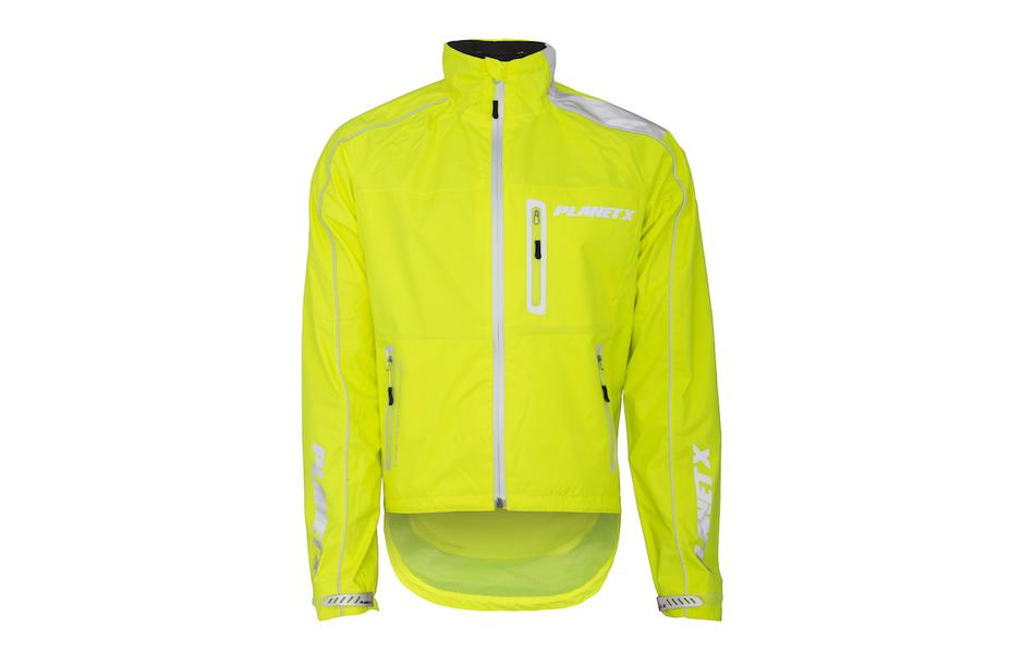 Planet X 365 Lumen8 Hi Viz Cycling Jacket
