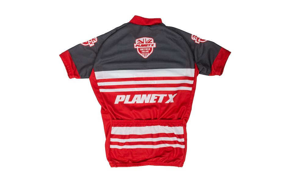 Planet X Shield Childrens Short Sleeved Jersey