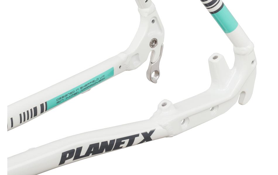 Planet X The Full Monty Alloy Gravel Frame