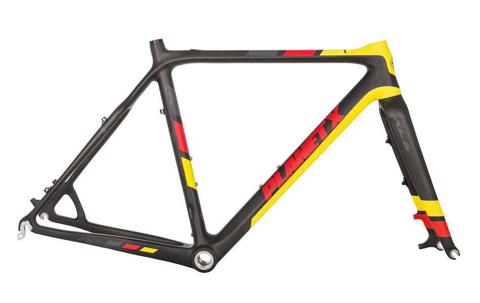 Planet X Pro Carbon XLS Cyclo Cross Frameset | Planet X