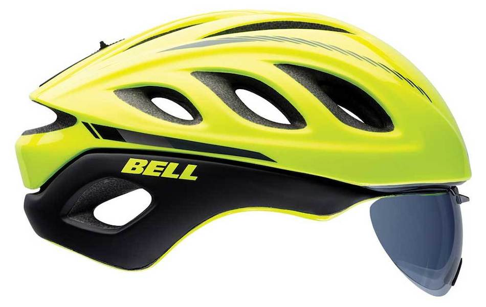 Bell Star Pro With Shield Road Helmet Planet X