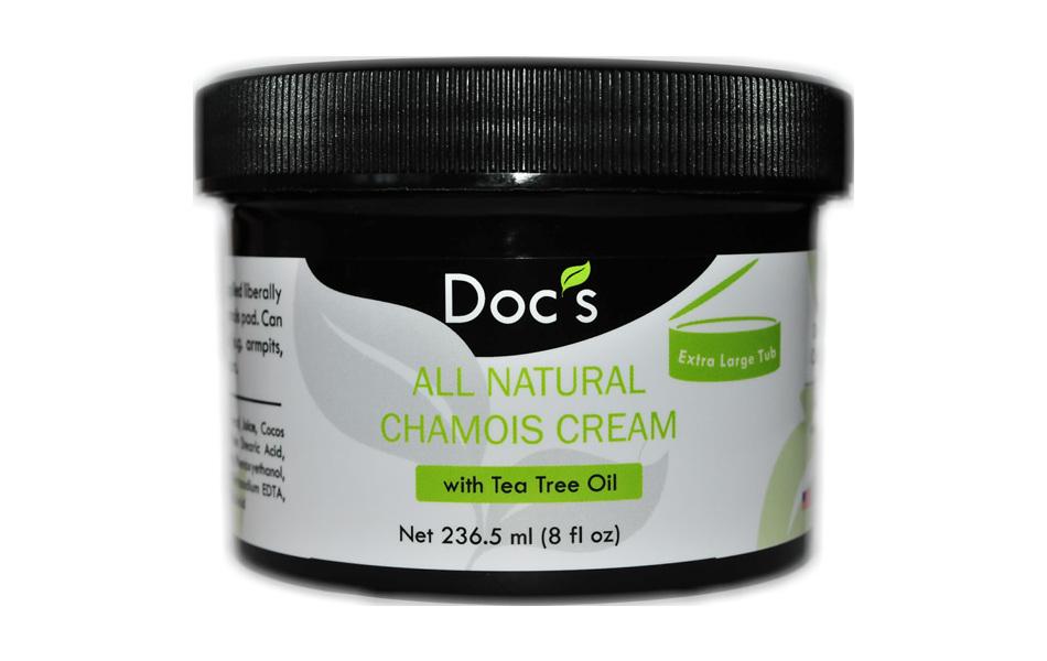Doc's All Natural Chamois Cream