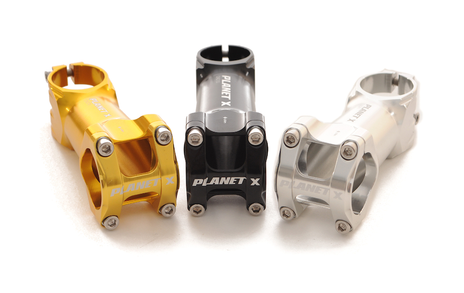 Planet X Ultralight CNC Stem