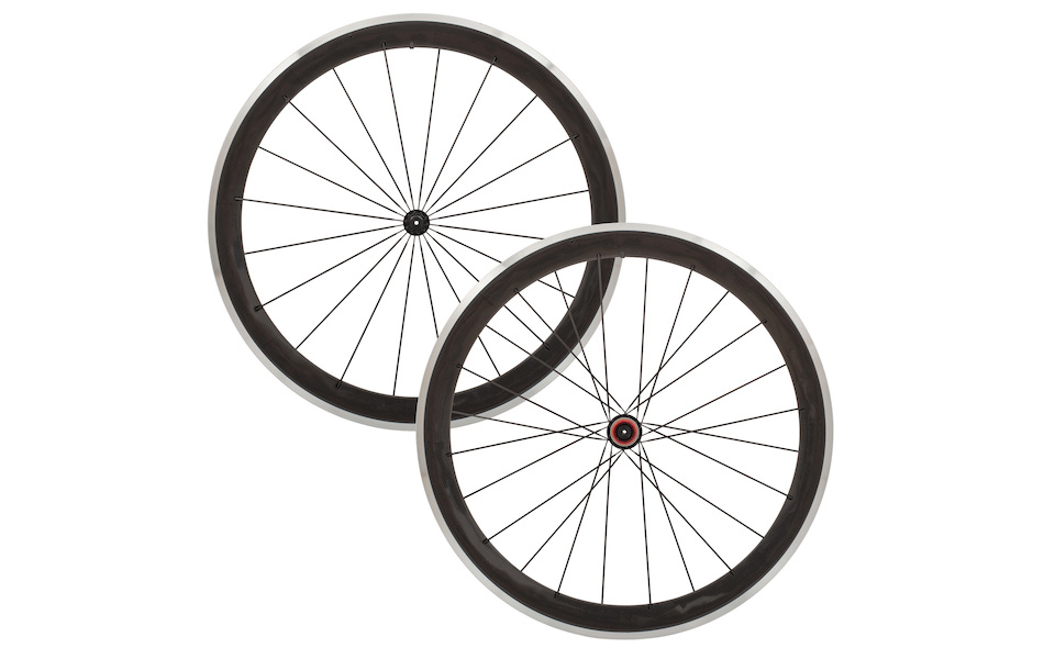Planet X 52mm Carbon Clincher Wheelset